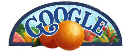 Google Logo: Albert Szent-Gyorgyi's 118th Birthday - Hungarian physiologist, he discovered the vitamin C