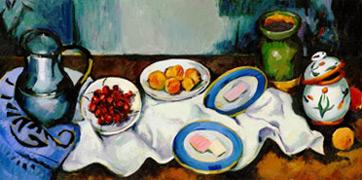 172e anniversaire de Paul Cézanne